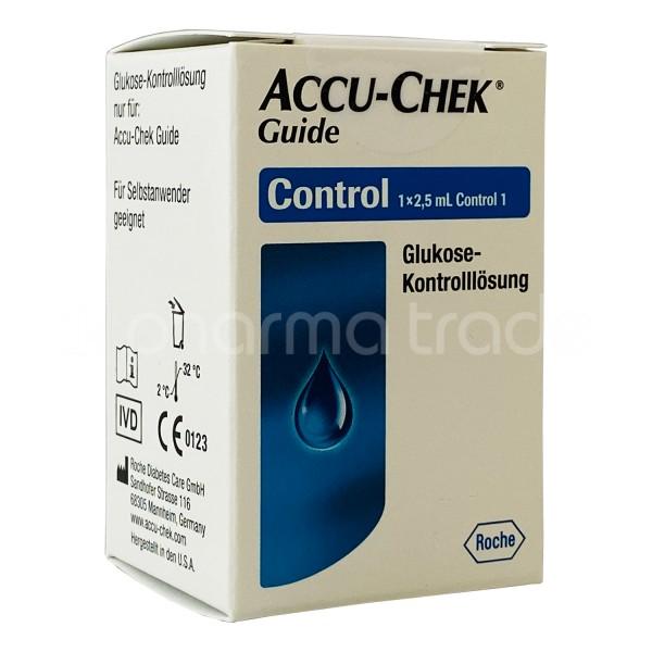 Accu-Chek® Guide Kontrolllösung