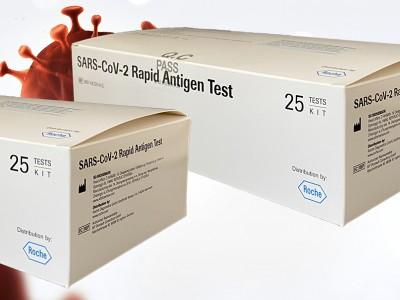 SARS-CoV-2 Rapid Antigen Tests zur Selbstanwendung