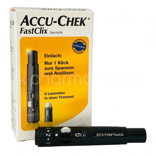 Accu-Chek® FastClix Stechhilfe
