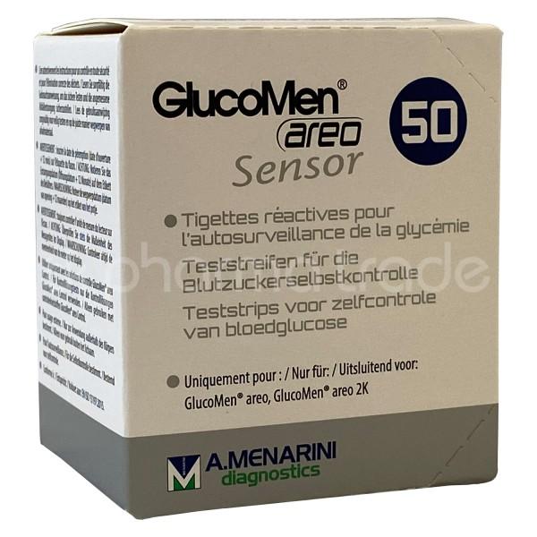 GlucoMen® areo Sensoren