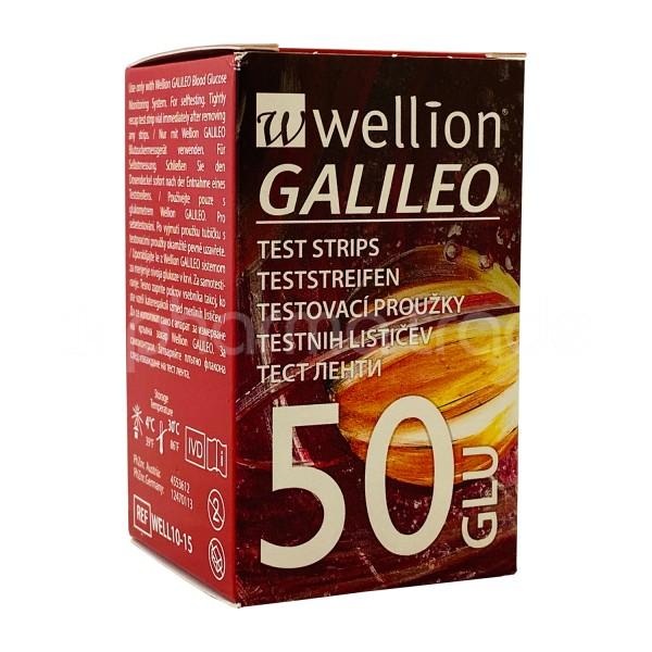 Wellion GALILEO Blutglukoseteststreifen
