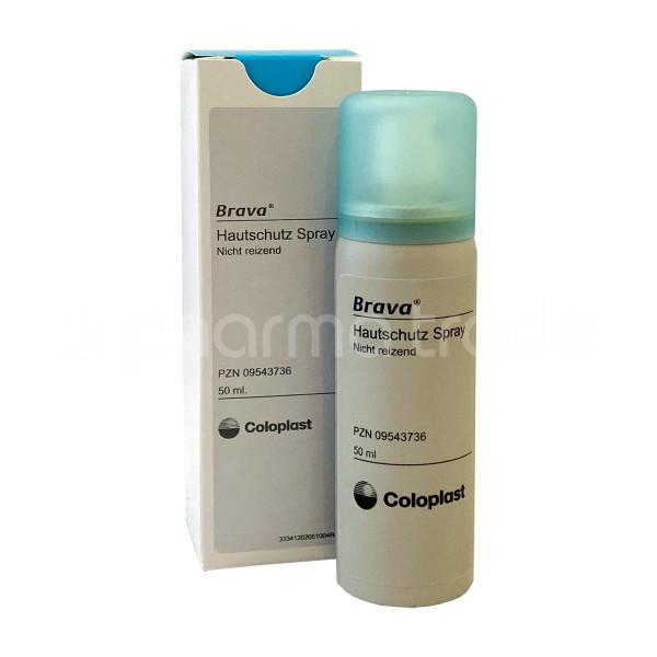 Brava® Hautschutzspray 50 ml