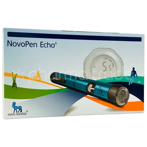 NovoPen Echo® blau