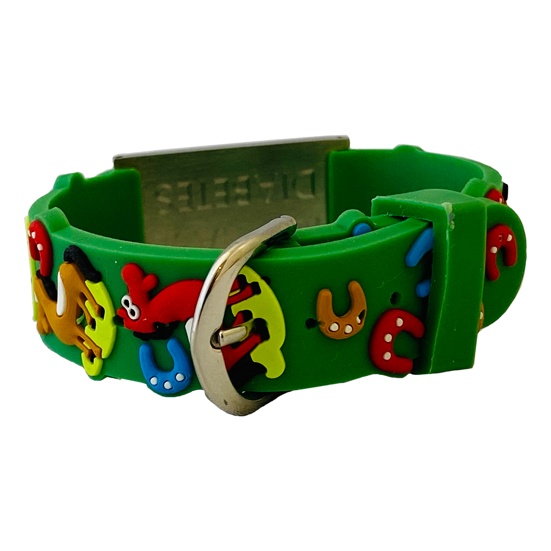 Diabetes armband kinder