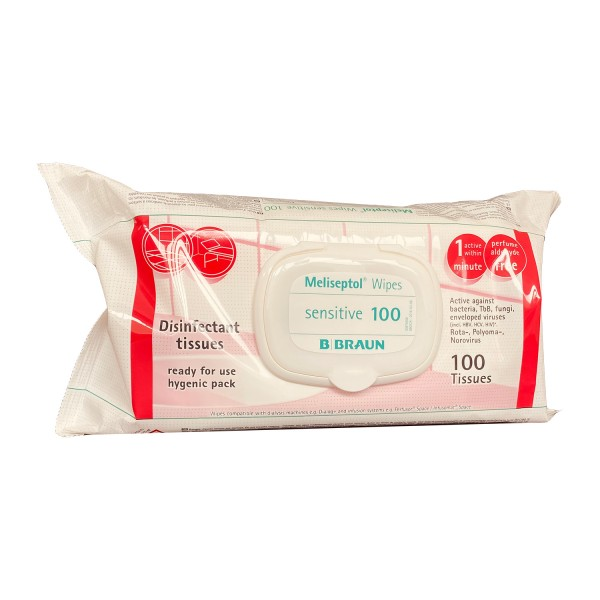 Meliseptol® Wipes sensitive