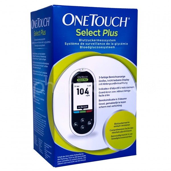 OneTouch Select® Plus