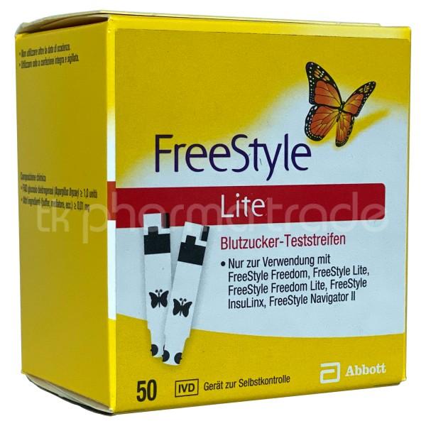 FreeStyle Lite Blutzuckerteststreifen