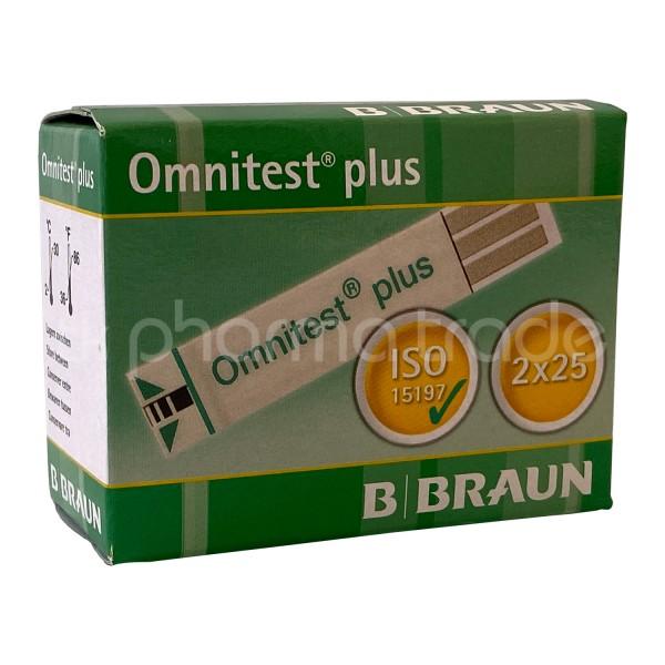 Omnitest® plus Blutzuckersensoren