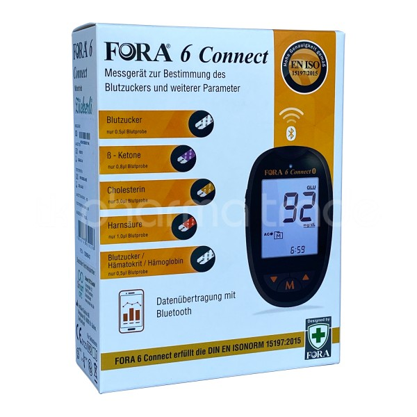 FORA® 6 Connect