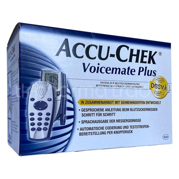 Accu-Chek® Voicemate Plus