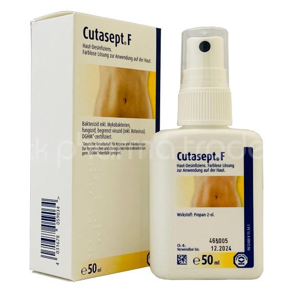 Cutasept® F Hautantiseptikum 50 ml