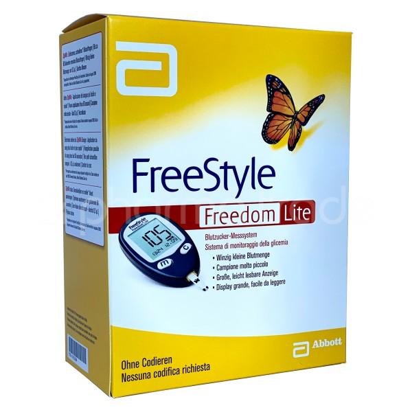 Abbott FreeStyle Freedom Lite