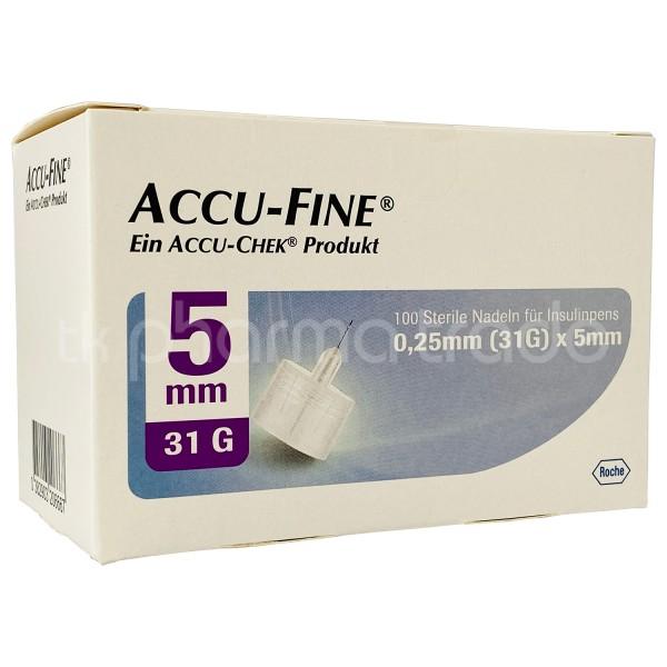 Accu-Fine® 5 mm x 0,25 mm