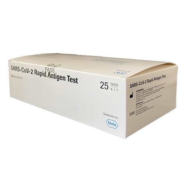 SARS-CoV-2 Rapid Antigen Test zur Selbstanwendung